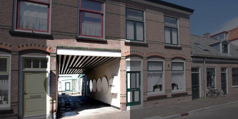 Havenstraat 44-a b c, Woerden